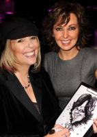 Luisa with Carol Vorderman