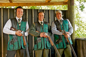 Clay Pigeon Shooting with Qualified Instructors
